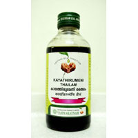 KAYATHIRUMENI THAILAM  200 ML