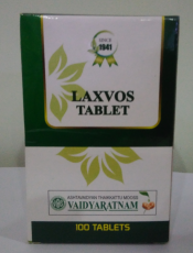 LAXVOS TABLETS 100 NOS